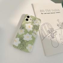 小清新文藝水仙花Iphone手機殼